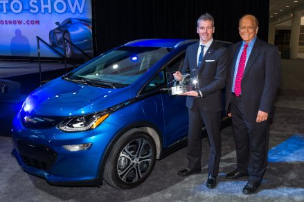 Chevrolet Bolt EV MotorWeek Best of the Year